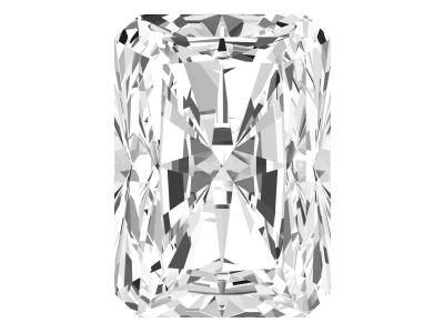 0.71 Carat Radiant Diamond