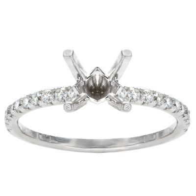 Keira Diamond Engagement Ring in Platinum; 1.31 ctw