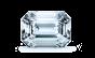 14K Diamond Engagement Ring and Wedding Band; Diamond Weight 0.40 ctw with 0.71 Carat Emerald Diamond  thumb image 3