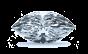 Emilia Petite Diamond Engagement Ring in 14K White Gold; .22 ctw with 0.71 Carat Marquise Diamond  thumb image 3