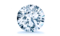Scarlett Three Stone Diamond Engagement Ring in 14k White Gold; Diamond .50ctw with 0.7 Carat Round Diamond  thumb image 3
