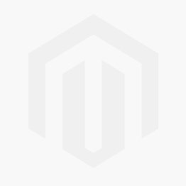 Oval Shaped Center Flanked By 2 Pear Shaped Diamonds in a Petit 14K White Gold Setting; 0.50 Ctw