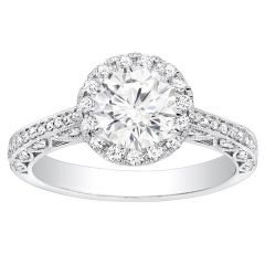Natalie Diamond Engagement Ring