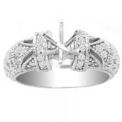 Annabelle 14K Engagement Ring; 0.25 ctw