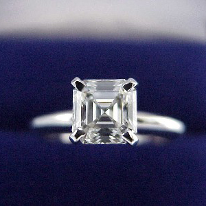 Asscher Shape Diamond