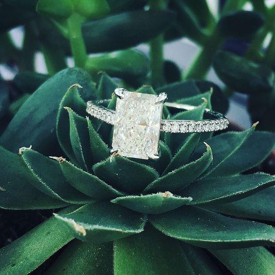 Radiant Shape Diamond