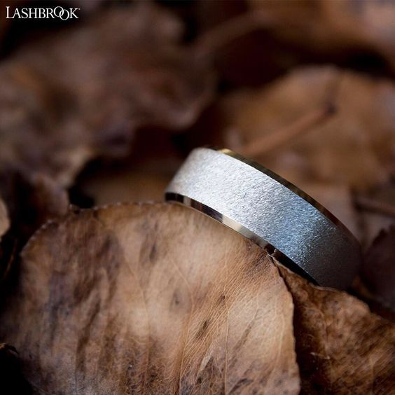 Houston Men's Wedding Band Trends