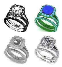 Custom Engagement Ring Ideas