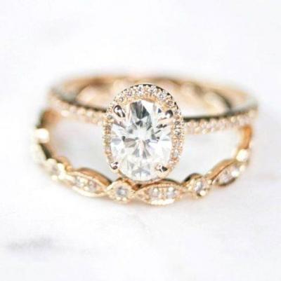 Perfect Engagement Ring in Houston
