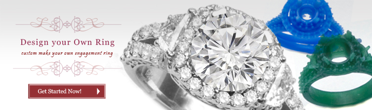 Inter Continental Jewelers Offers The Ability To Design Your Own Engagement  Ring