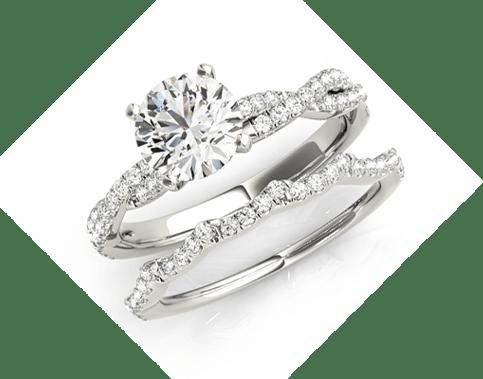 Custom Wedding Rings & Bands