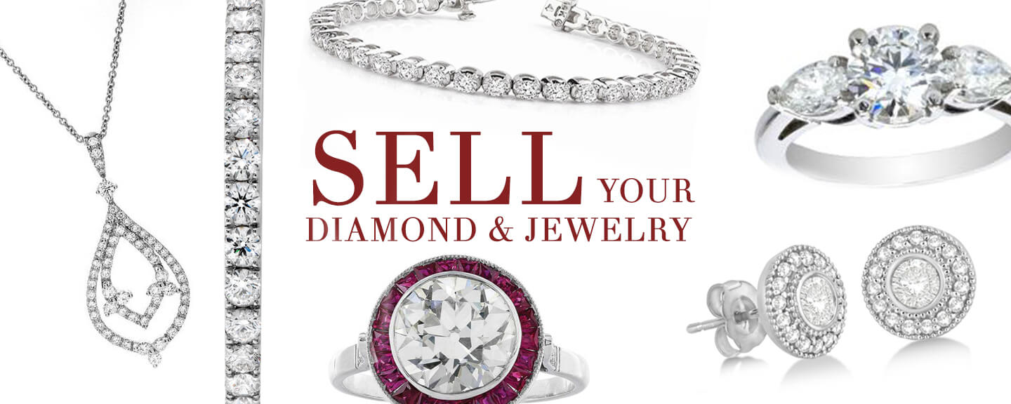 Sell your diamond & jewelry