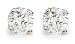 Diamond Solitaire Stud