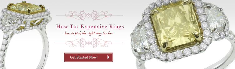A Guide to Expensive Engagement Rings