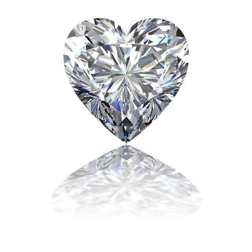 Heart Shaped Diamonds